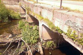 Автомобильный мост в Сонино